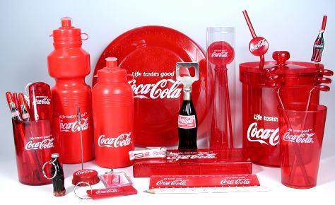 Coca cola un referente de los regalos promocionales - Regalos coca cola ...