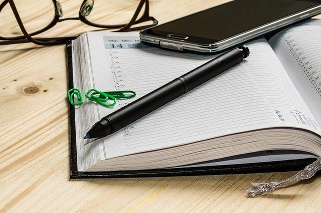 Organización con agendas personalizadas